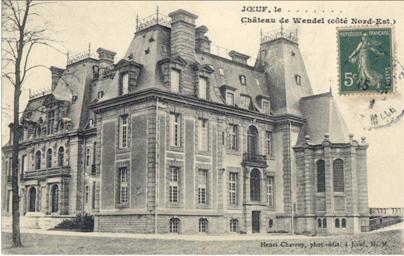 chteau de joeuf - Chateau De Wendel Hayange Mariage